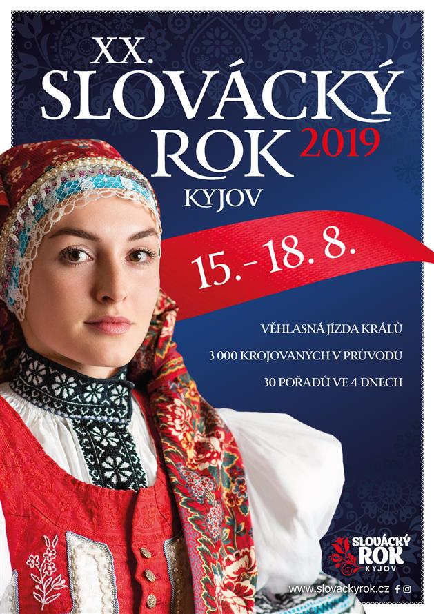 XX. Slovácký rok Kyjov -Kyjov